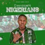 MUSIC: Davidson – Nigerians (Prod By Popsound)