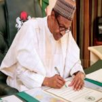 News: Buhari Writes Senate, Reveals Why He Won't Sign Electoral Bill