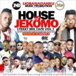 MIXTAPE: Dj Bammy – House Of JekoMo MixTape 1st Edition