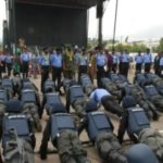 Police Recruitment: 158,773 Nigerians Apply For 10,000 Slots In 18 Days   Register Here