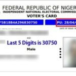 News: INEC Informs Nigerians That Their PVCs Are Ready For Collection