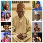 News: Tosyn Bucknor, Ikeogu Oke, Ras Kimono, 'Baba Sala' – Check Out The 13 Most Painful Deaths Of 2018