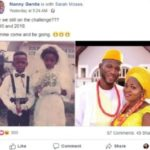 Gist: Adorable photos of Ring bearer and little bride that got married 28 years later