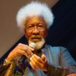 News: Soyinka Wants Nigerians To Vote Against Both Buhari And Atiku