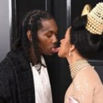 E! News: Cardi B and Offset Pack on the PDA at the Grammy 2019 Award Ceremony