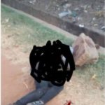 News: Young Man Brutally Killed By Cultists, Head Smashed With A Rock (Photo)