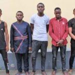 News: Five Suspected Internet Fraudsters Arrested, N31 Million Recovered From Them (Photos)