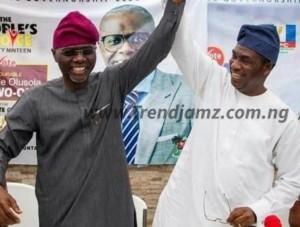 APC's Babajide Sanwo-Olu Wins Lagos State Governorship Election