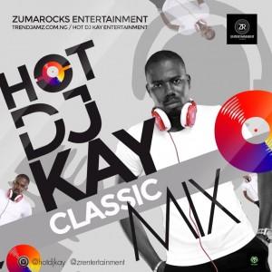 Hot Dj Kay – Classic Mixtape