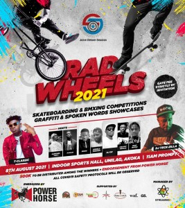 Juice Deluxe Session (JDS) Returns With RAD WHEELS 2021
