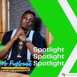 Who Is Mr Purplemusik? | HypeAfrobeatz Spotlight